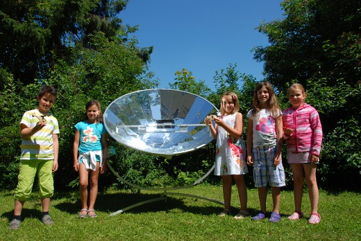 Energieschule, Sonne voll Energie, Green City e.V., Foto: Simon Ruckinski