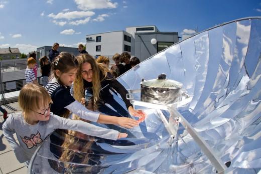 Energieschule, Foto: Schebesta