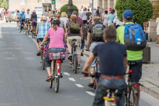 Radlhauptstadt Sommer, Foto: Radlhauptstadt