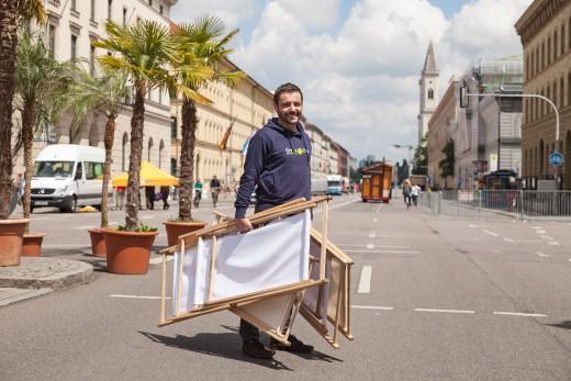 Streetlife Festival, Green City e.V., Foto: Simone Naumann