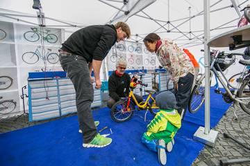 Giesinger Grünspitz: Bring Dein Fahrrad zum Radl-Sicherheitscheck