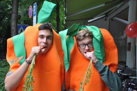 Carrotmob macht Schule, Green City e.V., Foto: Mira Amtmann, Green City e.V.