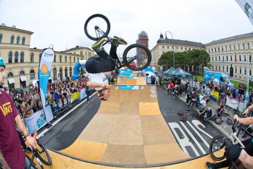 Skate- & BMX Parcours, Streetlife Festival, Green City e.V.
