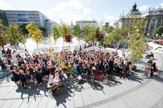 Jubiläum 25 Jahre Green City e.V., Foto: Tobias Hase