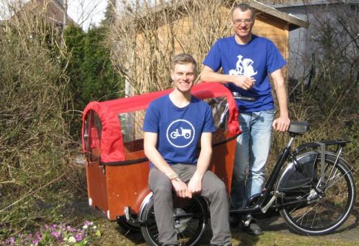 Freie Lanstenradler, Interview zum einjährigen Jubiläum, Foto: Green City e.V.