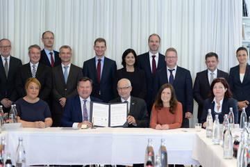 Klimapakt Münchner Wirtschaft