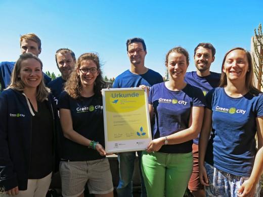 Auszeichnung, bne Lernort, UNESCO
