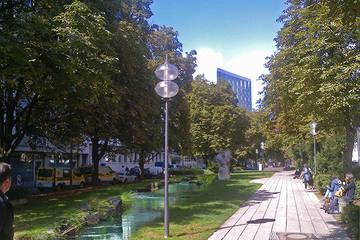 Ein Stadtbach für die Herzog-Wilhelm-Straße