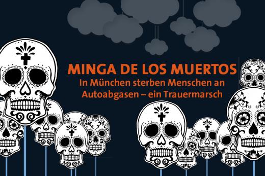Minga De Los Muertos, Grafik: Friedenberger