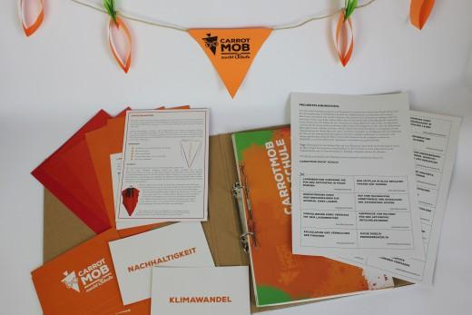 Carrotmob Aktionsset