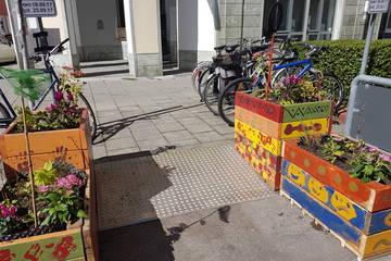 Querungshilfen in der Ludwigs- und Isarvorstadt