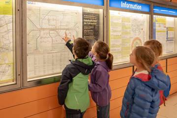 Startklar - Fit für Bus & Bahn