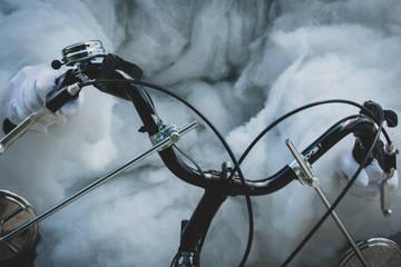 Der Wolkenradler – traumhaft sauber