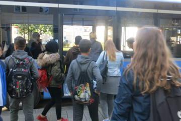 SchülerInnen auf Achse – junge MigrantInnen und Geflüchtete erfahren München