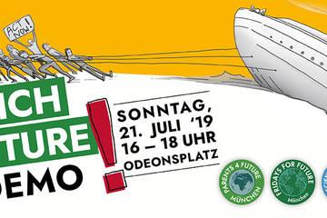 Munich For Future – große Klimademo