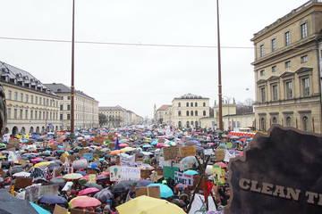 Europawahl ist Klimawahl –  beteilige Dich am globalen Klimastreik!