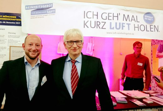 20171126_1. Münchner Luftsymposium_Andreas Schuster und Jürgen Resch