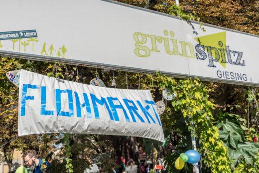 Grünspitz Flohmarkt, Foto: Green City e.V.