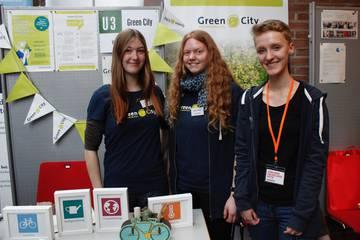 """""""Für unsere Umwelt und die Lebensqualität in unserer Stadt"""": Green City auf der FreiwilligenMesse"""