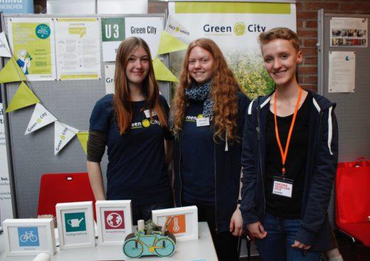 Infostand, Green City e.V., Foto: Katja Stemmler