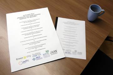10-Punkte-Plan für nachhaltige und soziale Mobilität