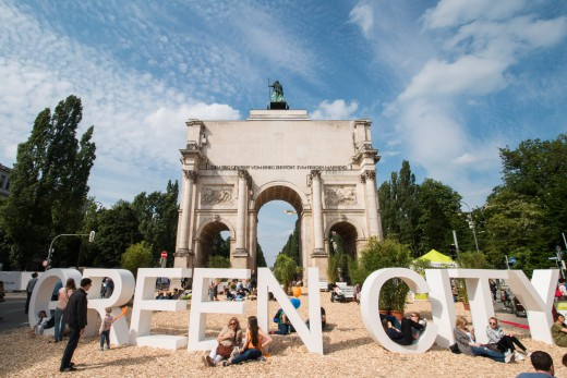 Streetlife Festival, Green City e.V., Foto: Glib Polovnykov