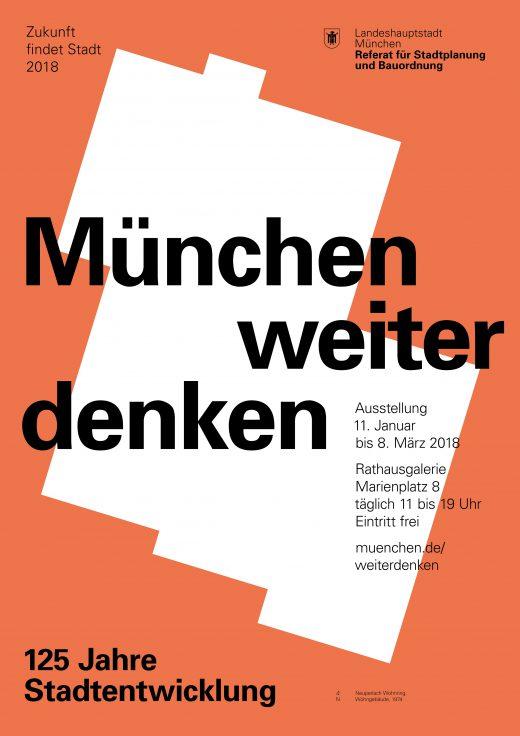 Plakat_Muenchen weiterdenken_orange
