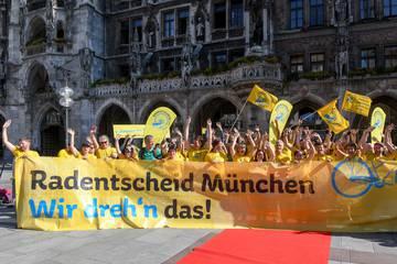 Stadtrat beschließt Radentscheid München und den Altstadt-Radlring!