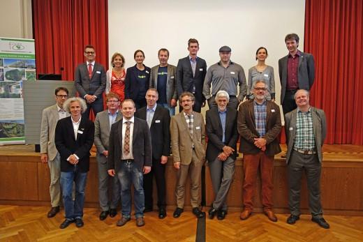 Referenten 9. FBB-Fassadensymposium 2016, Foto: Susanne Herfort