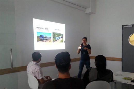 Vortrag bei InitiativGruppe_Fotos Green City (3)