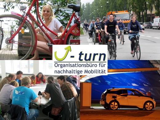 u-turn - Organisationsbüro für nachhaltige Mobilität